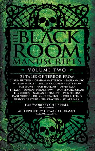 The Black Room Manuscripts Volume Two cover